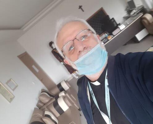 Der Leiter von CAPNI Emanuel Youkhana